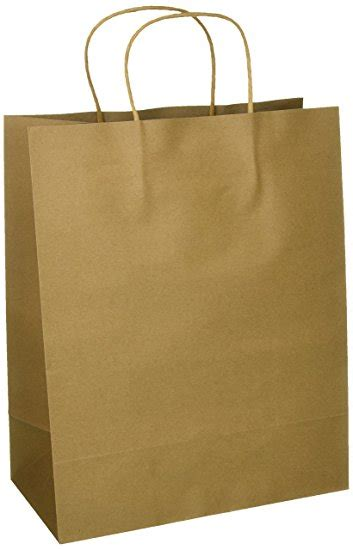 Brown Paper Craft Bags - brown bag shopping fashion handbags