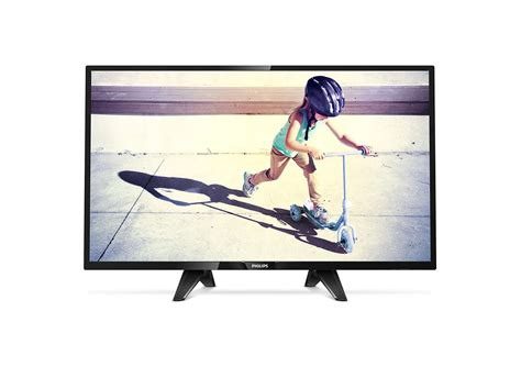 ultra slim led tv 32pht4132 05 philips