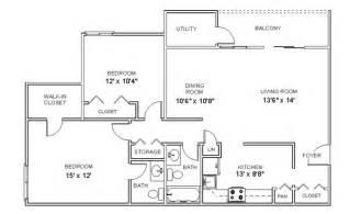2 Bedroom One Bath Apartment Floor Plans apartment floor plans two bedroom apartments in clifton park new
