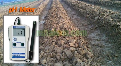 Gambar Alat Ukur Ph Tanah perlunya mengetahui ph tanah