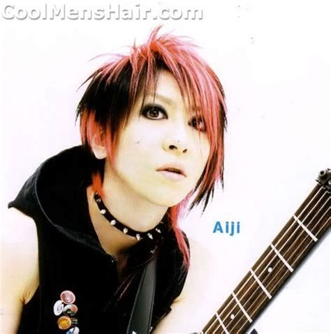 Visual Kei Hairstyles by Picture Of Aiji Hairstyle Visual Kei
