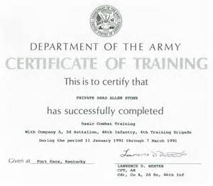 combat lifesaver certificate template army certificate template microsoft word templates