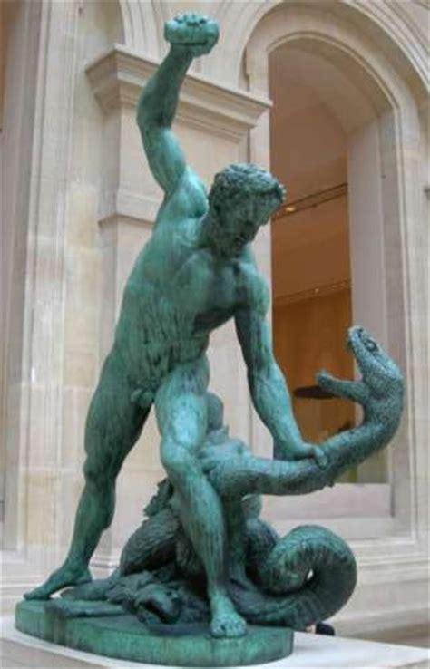 Salon Bas De Jardin 1768 by Sculptures Dans Les Lieux Publics Louvre
