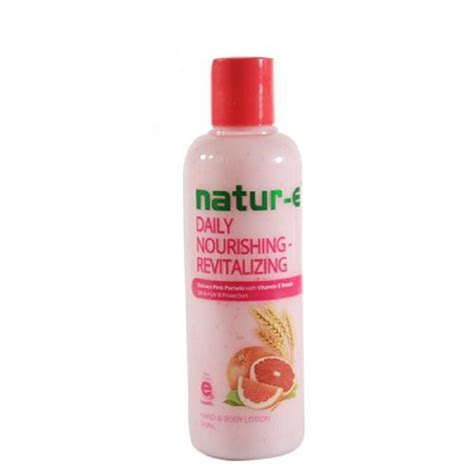 Murah Natur E Daily Nourishing Revitalizing 100 Ml Natur E Lotion jual natur e daily nourishing revitalizing 100ml prosehat