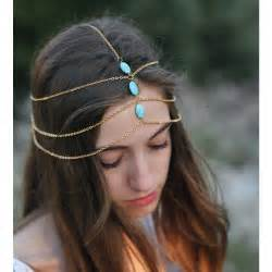 hair jewelry turquoise indian hair accessories tiara boho tiara para cabelo multilayer hair jewelry gold