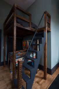 Ideas For Loft Bunk Beds Design Stupendous Loft Bed Plans Diy Decorating Ideas Images In Bedroom Contemporary Design Ideas