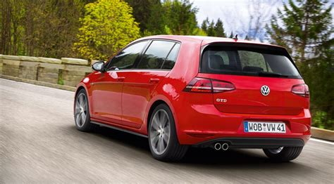 2013 Volkswagen Golf Review by Vw Golf Gtd 2013 Review Car Magazine
