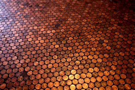 Copper Floor L Diy Copper Floor Interiorholic