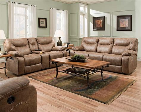 leather sofa and recliner set recliner set topgun saddle reclining sofa and