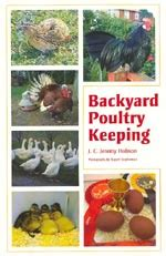 backyard poultry keeping by hobson 9781861269584
