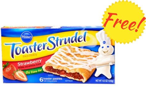 Toaster Strudel Coupons pillsbury toaster strudel coupon makes it free profit