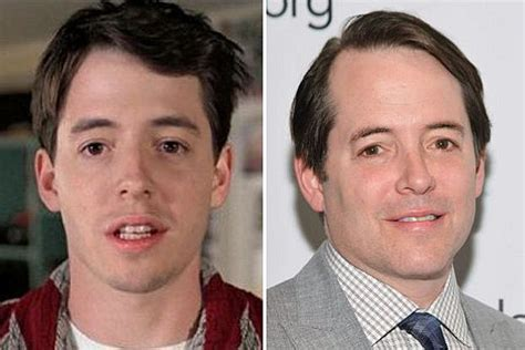 s day actors hughes then and now ferris bueller s day