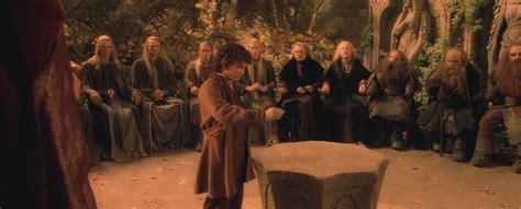 council of elrond fellowship of the ring haiku the council of elrond