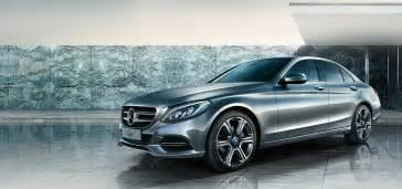 Mercedes C Mercedes C Class Saloon