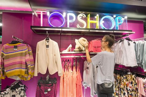 Topshop Sale Launches Today by Innovation Retail Innovation