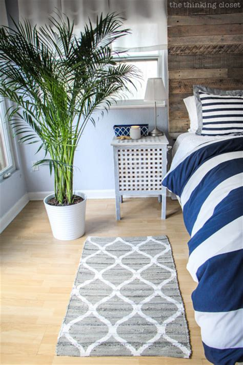 before after rustic nautical master bedroom makeover the thinking closet before after rustic nautical master bedroom makeover