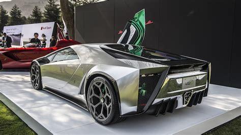 Herkimer Kode 7 1 ケン オクヤマ ワンオフのスーパーカー kode 0 を発表 スーパースポーツカーの幼稚とも言えるトレンド に対するアンチテーゼ autoblog 日本版