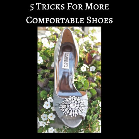 more comfortable shoes how to make new leather shoes more comfortable style