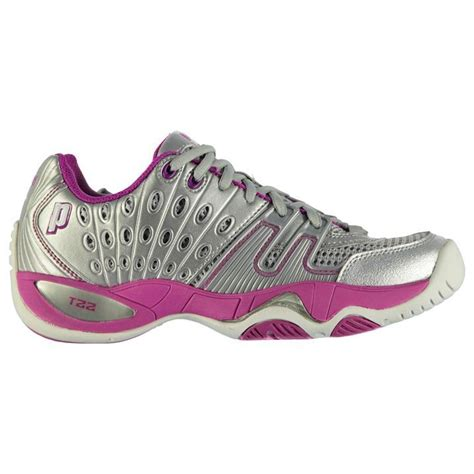 prince womens t22 tennis shoes lace up