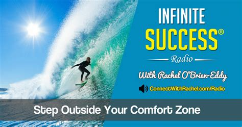 outside your comfort zone step outside your comfort zone rachel o brien eddy