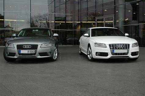 Audi A5 Farben ibisweiss ja oder nein was ist die beste farbe