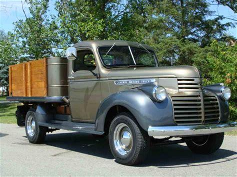 1 2 ton truck 1947 gmc 1 2 ton for sale classiccars cc 815865