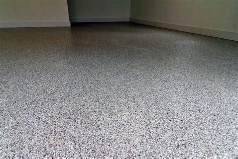 Garage floor coatings in Lancaster, Hanover & Gettysburg.