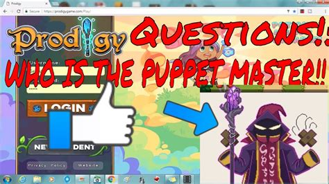 prodigy boats cost prodigy questions 2 who is the puppet master