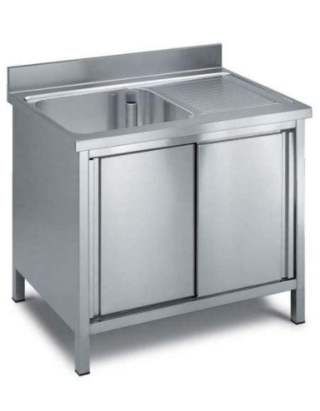 lavello cucina 60 cm lavello 1 vasca gocciolatoio dimensioni cm 120x60x90h