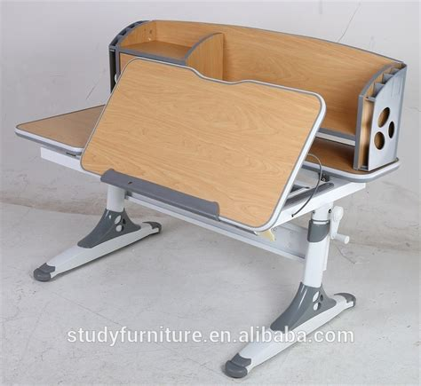 bedroom study table and chair china 2016 height foldable ergonomic children study table