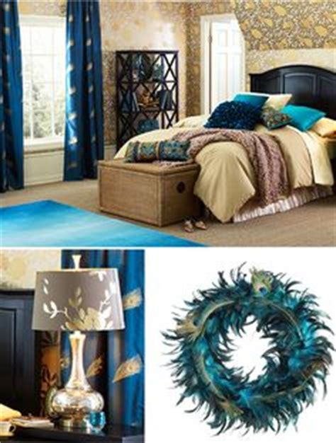 Peacock Home Decor Ideas by 1000 Ideas About Peacock Bedroom On Peacock