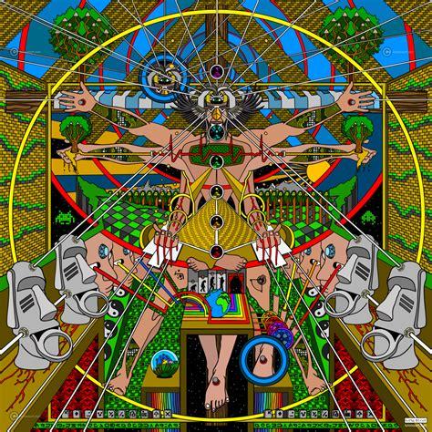 imagenes psicodelicas y surrealistas indie emergente psicodelia