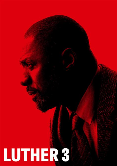Luther Poster Luther Tv Fanart Fanart Tv