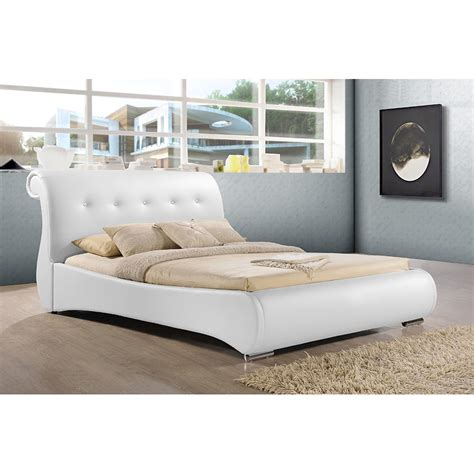 full size platform bed with mattress included attractive