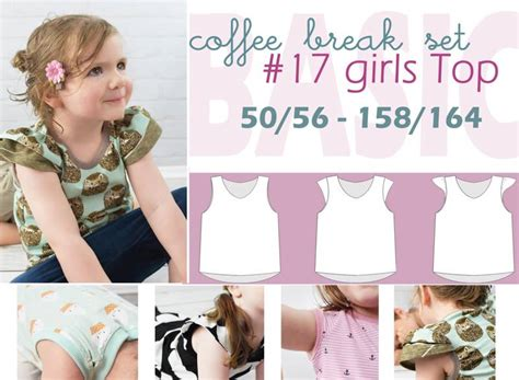 158 best images about my little girl on pinterest dibujo schnittmuster f 252 r ein m 228 dchen kinder shirt