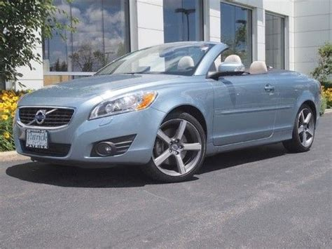 how does cars work 2011 volvo c70 navigation system buy used 2011 c70 navigation keyless start heated leather 65 pictures more in schaumburg