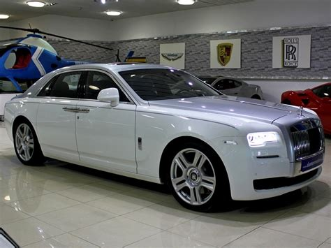 rolls royce white 2016 2016 rolls royce ghost series ii photos informations