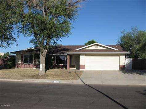Homes For Sale In Mesa Az by 947 N Ramada Mesa Arizona 85205 Bank Foreclosure Info