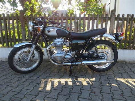 Motorrad Reimport Kawasaki by Kawasaki W800 Gebraucht Motorrad Bayer Niederrieden