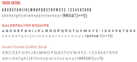 typography brand guidelines brand assets and guidelines