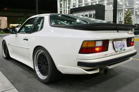 modified porsche 944 this modified 1989 porsche 944 turbo needs a home