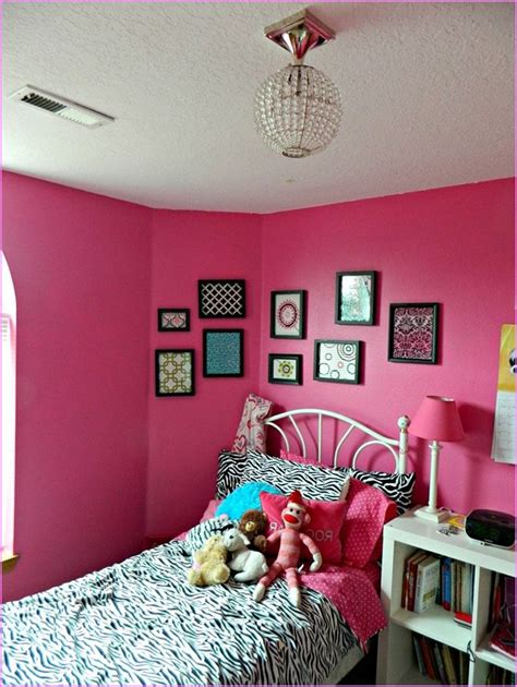 zebra and pink room decor home design ideas