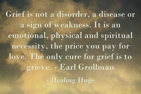 Quotes About Grieving And Healing | grief and healing quotes like success