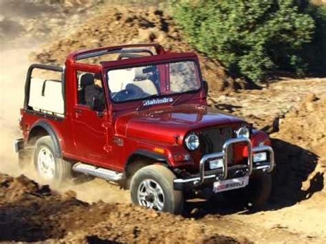 2013 Mahindra Thar Youtube