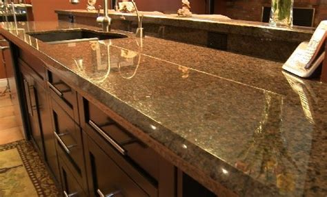Cleaning Granite Countertops by Caring Granite Kitchen Countertop Cleaning