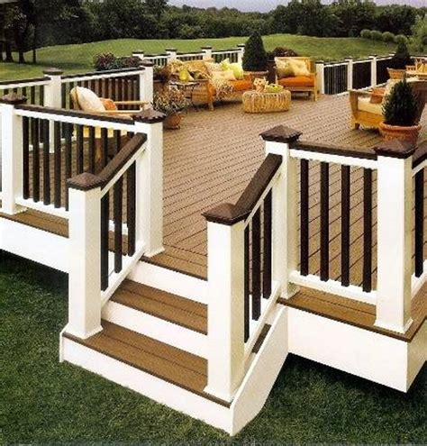 Outside Deck Ideas by Simple Deck Design Ideas Backyard Deck Design Ideas In