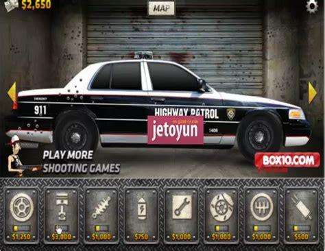 polis arabasi suer oyunu oyna araba oyunlari