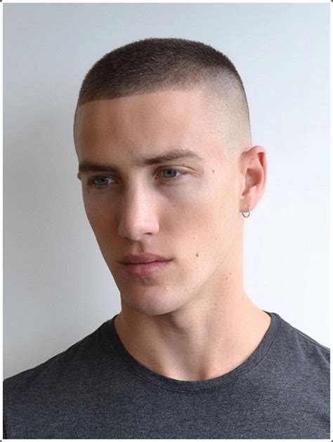 how to cut a mens butch haircut 80 strong military haircuts for men to try this year