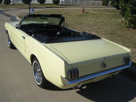 Mustang Auto Dallas Tx by 1965 Mustang For Sale Dallas Autos Post