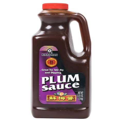 kikkoman 5 lb plum sauce